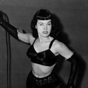 Bettie Page 2 of 3