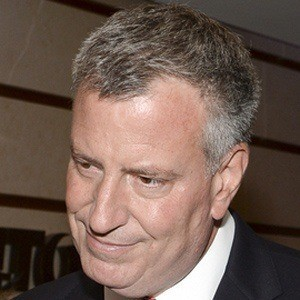 Bill de Blasio 2 of 4