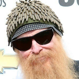 Billy Gibbons 2 of 5