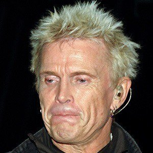 Billy Idol returning with new album and book deal ...