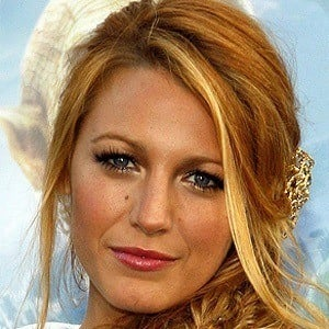 Blake Lively - Bio, Facts, Family | Famous Birthdays