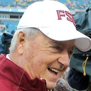 Bobby Bowden 3 of 5