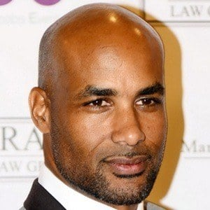 Boris Kodjoe 8 of 10