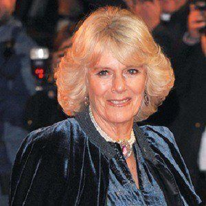 Camilla Parker Bowles 3 of 4