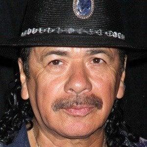 Carlos Santana 3 of 9