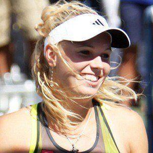 Caroline Wozniacki 4 of 5