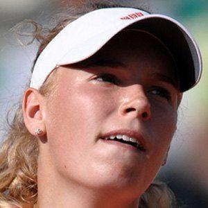 Caroline Wozniacki 5 of 5