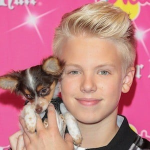 Carson Lueders 9 of 10