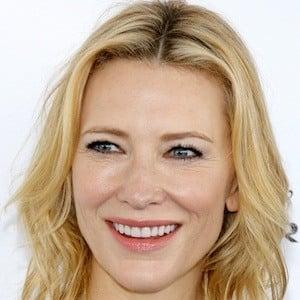 Cate Blanchett Headshot 2 of 10