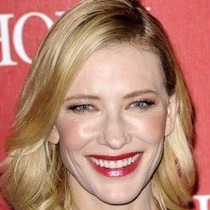 Cate Blanchett Headshot 3 of 10