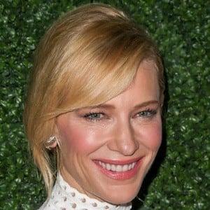 Cate Blanchett Headshot 5 of 10