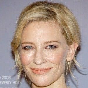 Cate Blanchett Headshot 8 of 10