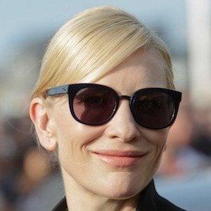 Cate Blanchett Headshot 9 of 10