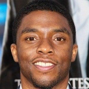 Chadwick Boseman 2 of 7