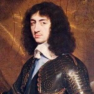 Charles II of England 2 of 4