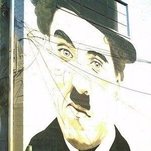 Charlie Chaplin 6 of 7