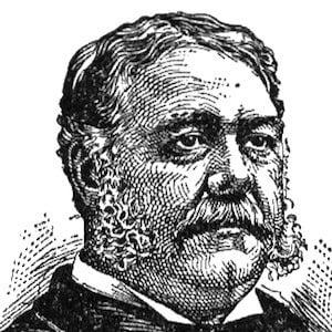 Chester A. Arthur 2 of 3