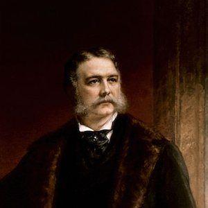 Chester A. Arthur 3 of 3