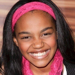 China Anne McClain 5 of 9