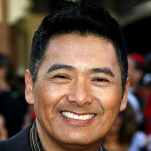 Chow Yun Fat 2 of 3