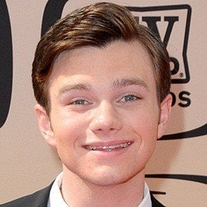 Chris Colfer 7 of 10