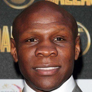 Chris Eubank 2 of 4