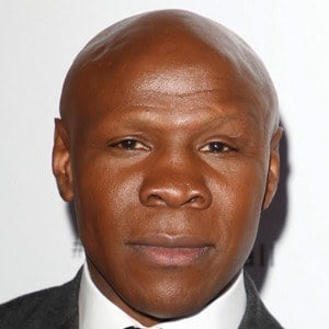 Chris Eubank 5 of 5
