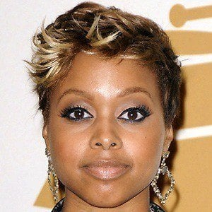 Chrisette Michele 4 of 7