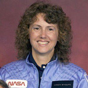 Christa McAuliffe 3 of 6