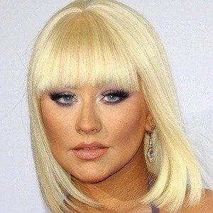 Christina Aguilera 2 of 10
