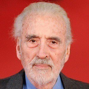 Christopher Lee 2 of 6