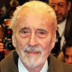 Christopher Lee 3 of 6