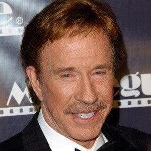 Chuck Norris 2 of 6
