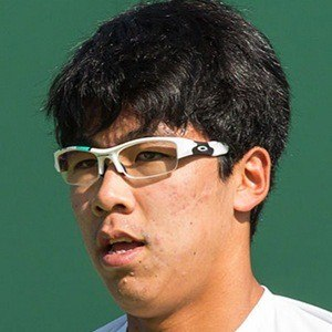 Chung Hyeon 2 of 3