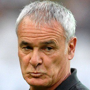 Claudio Ranieri 3 of 5