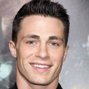 Colton Haynes 2 of 10