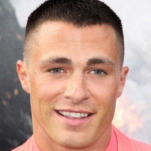 Colton Haynes 6 of 10