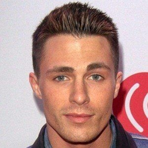 Colton Haynes 9 of 10