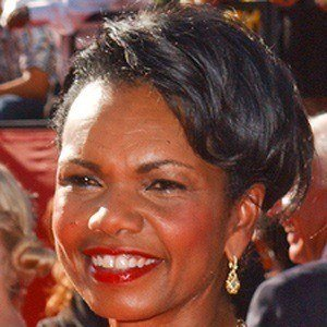 Condoleezza Rice Headshot 3 of 3