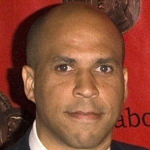 Cory Booker 2 of 5