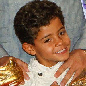 Cristiano Ronaldo Jr. 2 of 3
