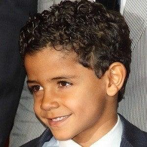 Cristiano Ronaldo Jr. 3 of 3