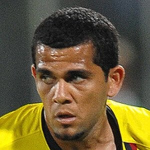Dani Alves Headshot 2 of 3