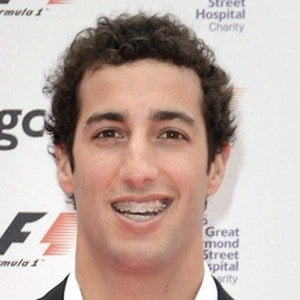 Daniel Ricciardo 3 of 3