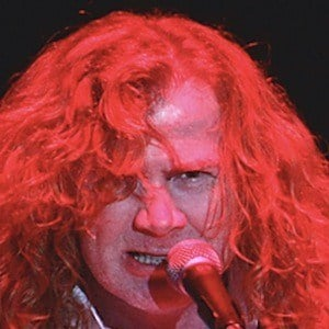 Dave Mustaine 3 of 5