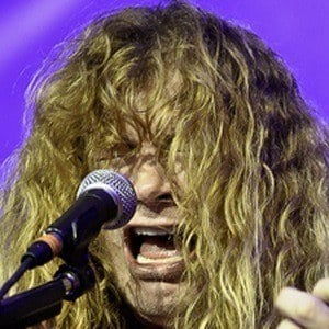 Dave Mustaine 3 of 4