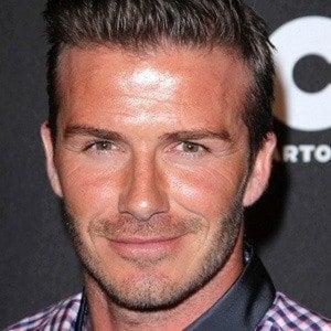 David Beckham 4 of 9