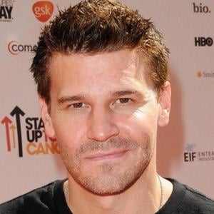 David Boreanaz 4 of 8