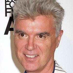 David Byrne 4 of 4