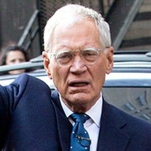 David Letterman 7 of 8